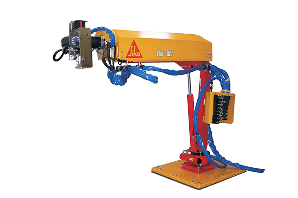 Telescopic Spraying Arm
