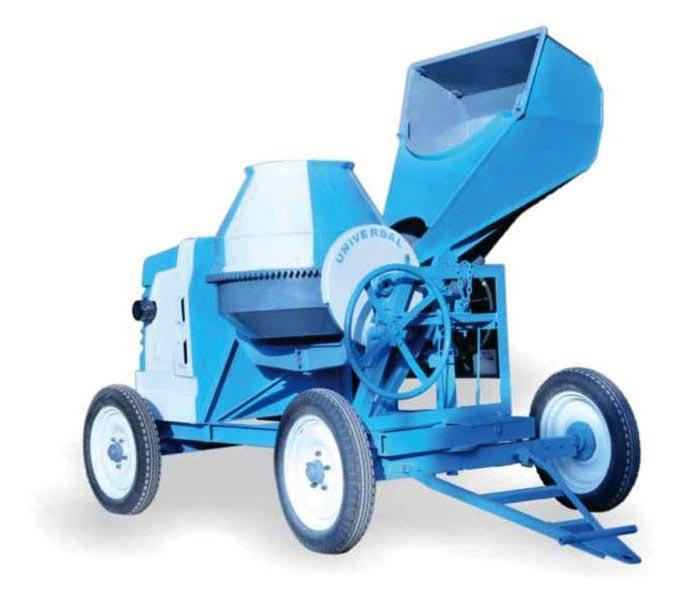 ACME 10/7 Cft Concrete Mixer-Hydraulic
