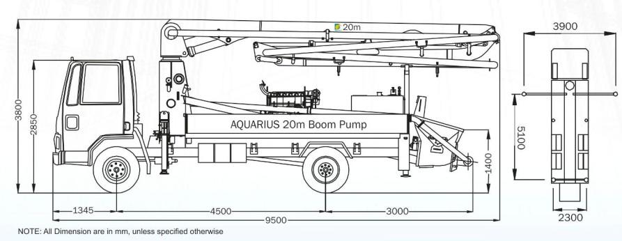 aquarius BOOM M 20.07