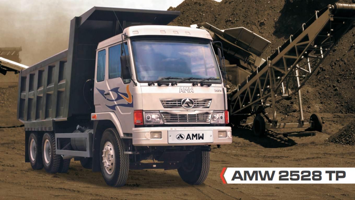 AMW MOTORS 2528 TP