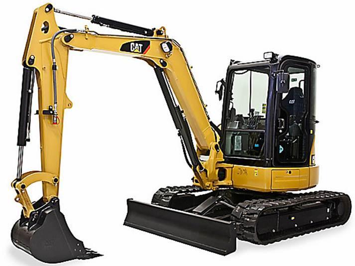CAT 305.5E2 CR