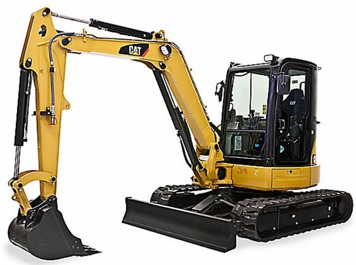 CAT 305.5E CR