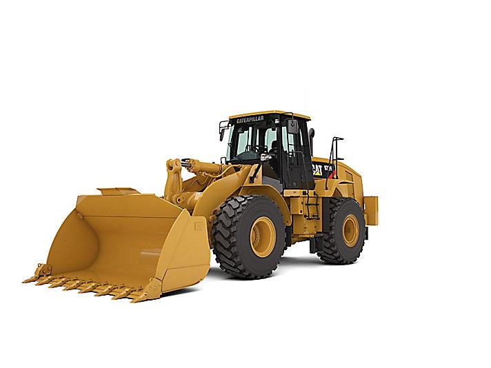 CAT 972H